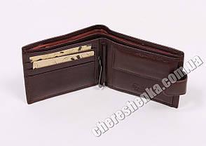 Мужской кожаный кошелек Tailian T117D-12H09-B, фото 2