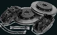 Тормозная система Mercedes Vito W638