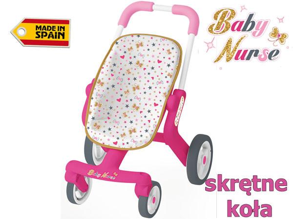 Коляска для ляльок Baby Nurse Poussette Pop Smoby 251223
