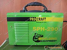Сварочный полуавтомат 2 в 1 Procraft SPH-290, фото 2