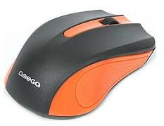 Мышь компьютерная Omega OM-05O optical Orange blister