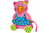 Каталка «Свинка»