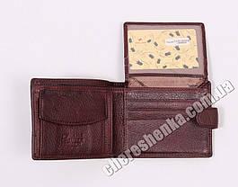 Мужской кожаный кошелек Tailian TT157D-12H09-B, фото 3