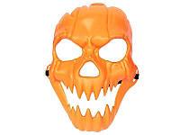 Маска на Хэллоуин - Злобная Тыква