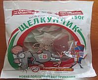 Щелкунчик 150 г (тесто) приманка от грызунов двухцветная