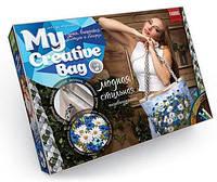 Набор для творчества my creative bag васильки