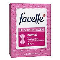 Ежедневные прокладки Facelle Normal Luftdurchlassig, 50 шт