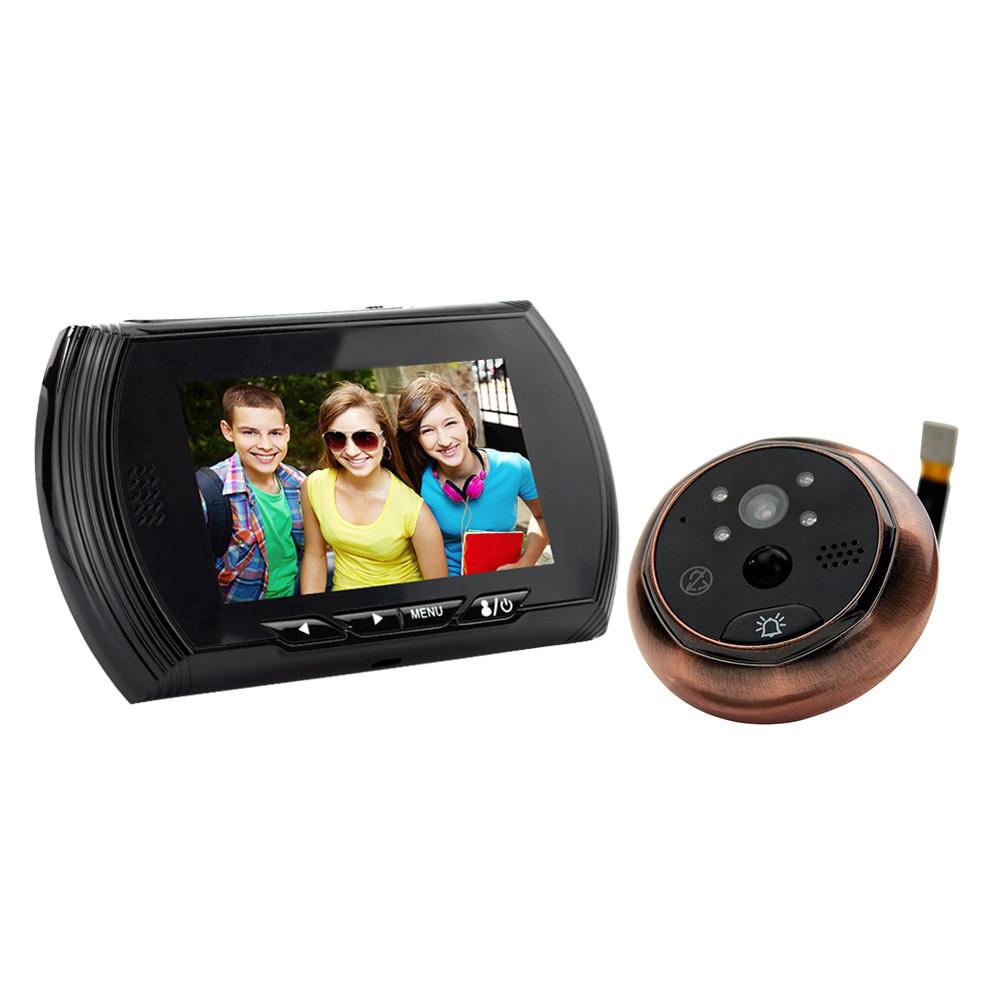 Видеоглазок с датчиком движения Home Light G6 4,3