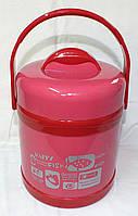 """Пищевой термос для детей ТМ """"S&T"""", 1,5 л, цвет розовый"""