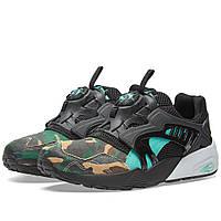 Оригинальные  кроссовки Puma x Atmos Disc Blaze 'Night Jungle'