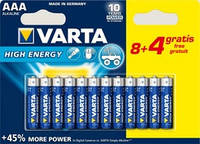 Батарейка VARTA HIGH Energy AAA