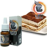 Жидкость для электронных сигарет eLife Тирамису 30 мл, 0 мг/мл