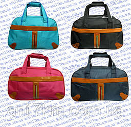 Дорожная сумка-саквояж среднего размера
