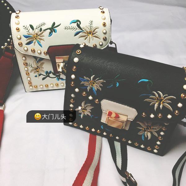Жіноча сумка вишивка