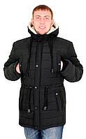 Зимняя мужская куртка парка