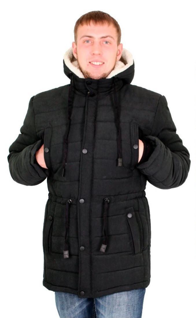 Куртка Парка Мужская Зимняя Купить