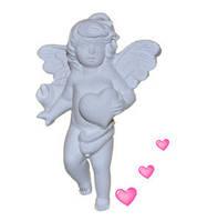 Керамический ангелочек для ароматерапии