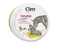 Крем для лица детский Cien baby Zartcreme mit mandelol&bienenwachs, 150 мл