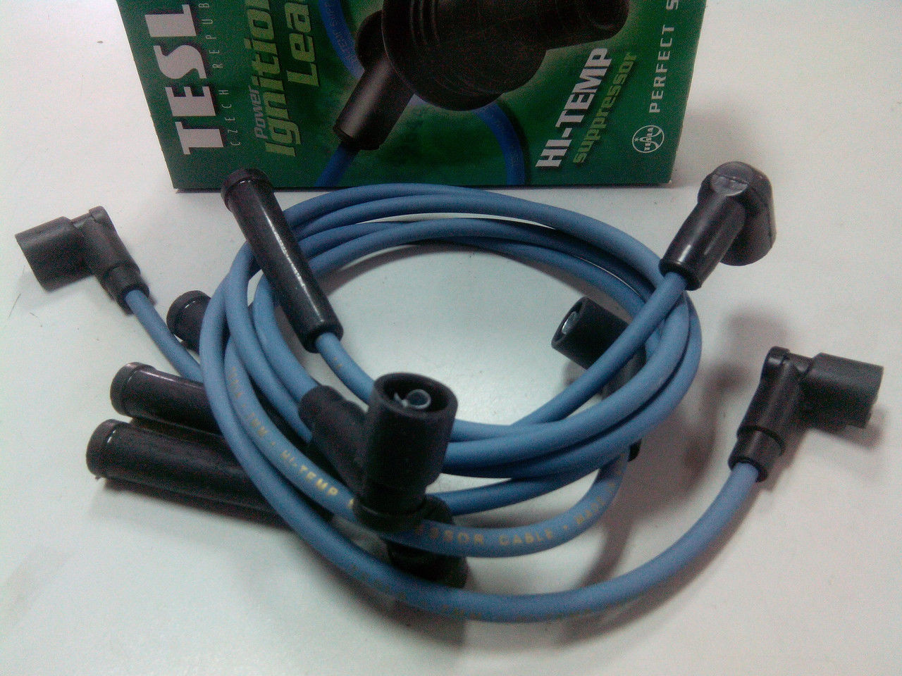Провода высокого напряжения TESLA 2108 (стандарт)