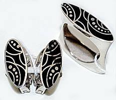 Серебряные женские наборы. Серьги +кольцо. Есть 17 р.