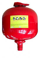 Модуль порошкового пожаротушения Буран - 15 КД 10