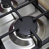 Газовая варочная поверхность Valetti 3730 P05-K03 (300 мм.) нержавеющая сталь, фото 8