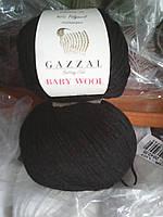 Baby Wool № 803 черный.