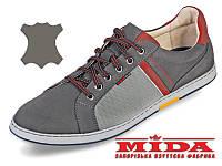 Стильные кожаные туфли МИДА 11267(13) 42