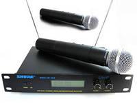 Аренда одного ручного радиомикрофона Shure