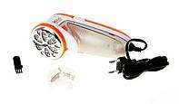 Аккумуляторная машинка прибор для удаления стрижки катышков с одежды Waken WK706