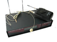 Аренда одного наголовного радиомикрофона Sennheiser