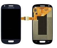 Модуль дисплей тачскрин Samsung Galaxy S3 Mini Neo (i8200) blue