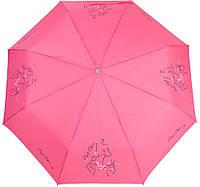 Оригинальный женский зонт автомат AIRTON (АЭРТОН) Z3912-30 Розовый