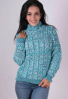 Вязаный свитер - Мила