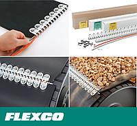 Flexco Bolt Hinged 375X болтовые шарнирные механические соединители конвейерной ленты 375XJ400NC-SN