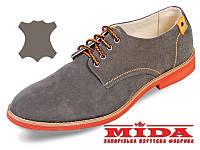 Стильные кожаные туфли МИДА 11272(13) 45