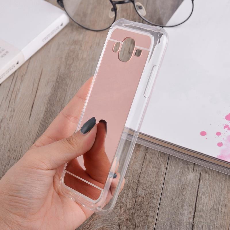Чехол для Galaxy J5 2015 / Samsung J500 розовый