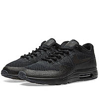 Оригинальные  кроссовки Nike Air Max 1 Ultra Flyknit Black & Anthracite