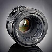 Объектив Yongnuo YN 50 мм F1.8 для Nikon