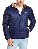 Куртка двухсторонняя спортивная для мужчин PUMA Men's Padded Jacket 569167 20 пума , фото 1