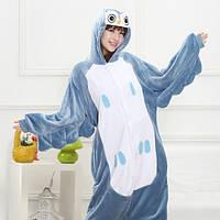 Кигуруми пижама комбинезон Сова