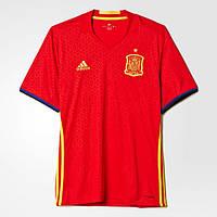 Футболка  сборной Испании Adidas UEFA EURO 2016 Spain Home (Артикул: AI4411)