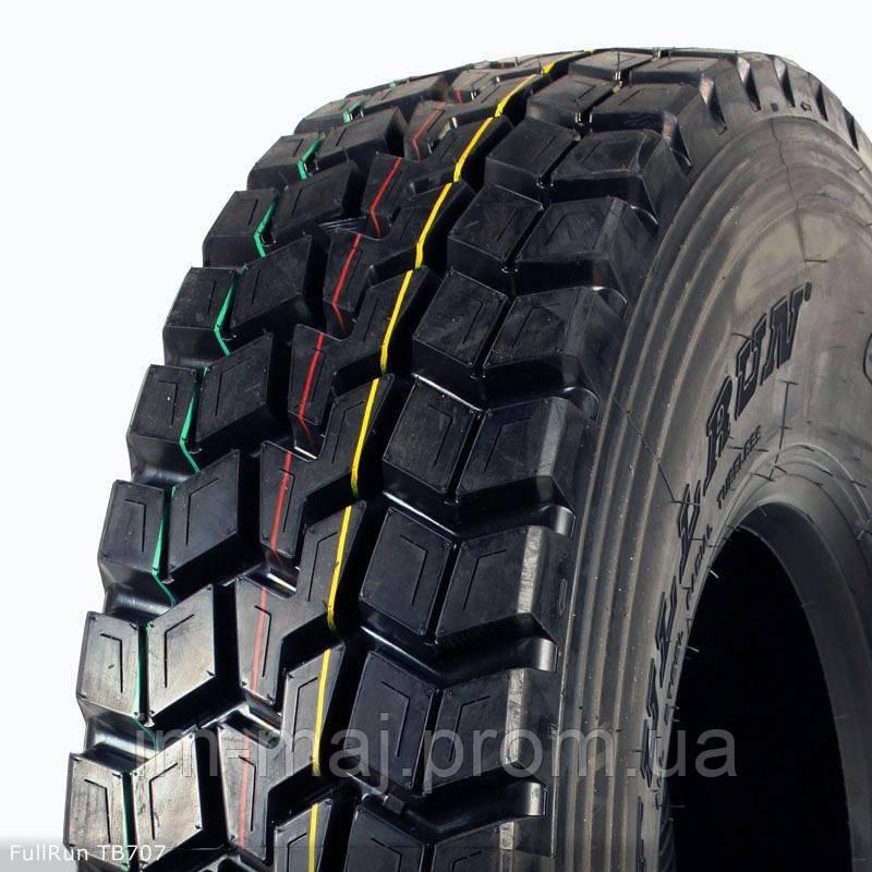 Грузовые шины на рулевую ось 315/80 R22.5 TB707 Antyre
