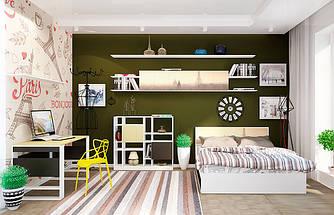 Модульна спальня Париж Matroluxe