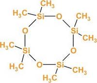 Диметилциклосилоксаны XIAMETER® PMX-0245 Cyclopentasiloxane , фото 1