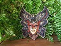 Коллекционная настенная Венецианская маска Veronese Бабочка 75053VC