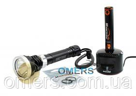 Фонарь для дайвинга MagicShine MJ-810B CREE XM-L c фильтрами