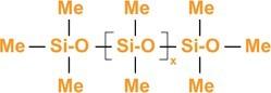 Силиконовые масла (ПМС-5-20) низковязкие XIAMETER PMX-200
