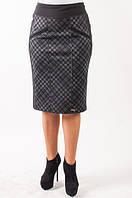 Стильная осенняя юбка для женщин
