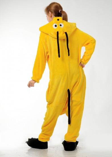 Кигуруми пижама комбинезон для взрослых Собака Плуто  продажа 724fd94b551c9